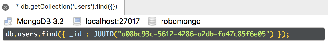 Robomongo RC9