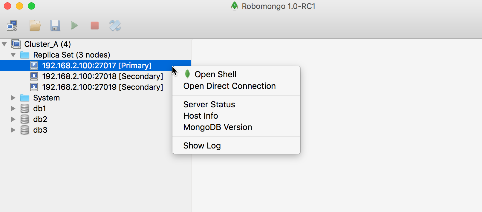 Robo 3t Connect To Remote Mongodb